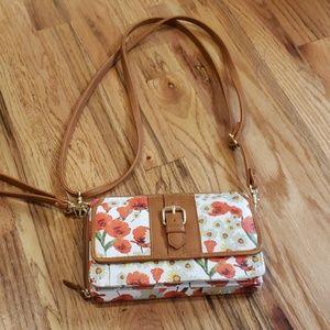 All in 1 purse/wallet/wristlet